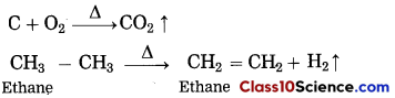 Chemical reactions and equations Science Notes 6.6