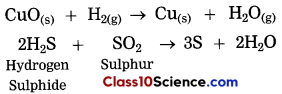 Chemical reactions and equations Science Notes 7.7