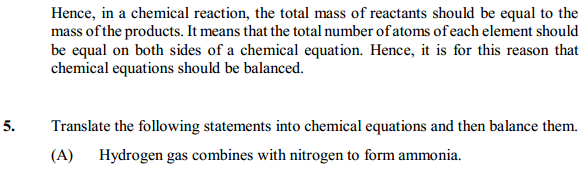 NCERT Solutions for Class 10 Science Chapter 1 Chemical Reactions and Equations 1.4