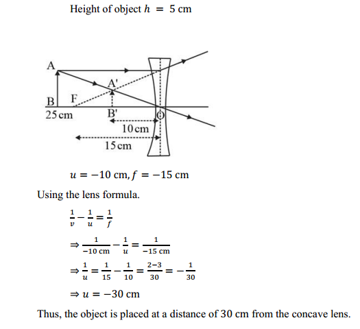 NCERT Solutions for Class 10 Science Chapter 10 Light Reflection and Refraction 17