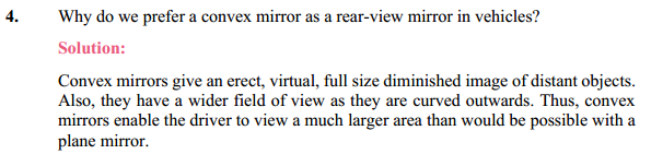 NCERT Solutions for Class 10 Science Chapter 10 Light Reflection and Refraction 2