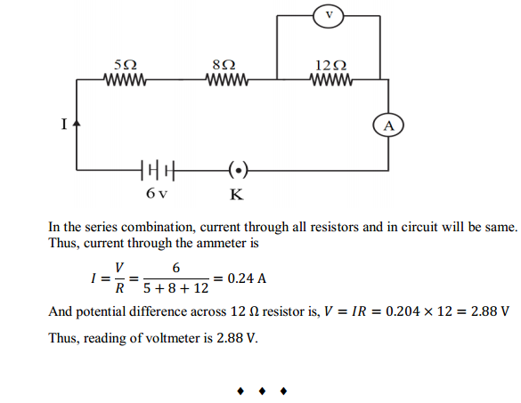 NCERT Solutions for Class 10 Science Chapter 12 Electricity 10
