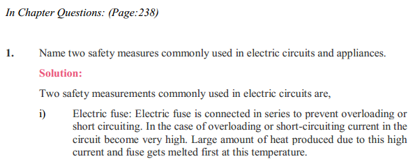 NCERT Solutions for Class 10 Science Chapter 13 Magnetic Effects of Electric Current 12