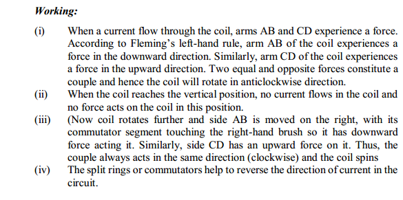 NCERT Solutions for Class 10 Science Chapter 13 Magnetic Effects of Electric Current 22