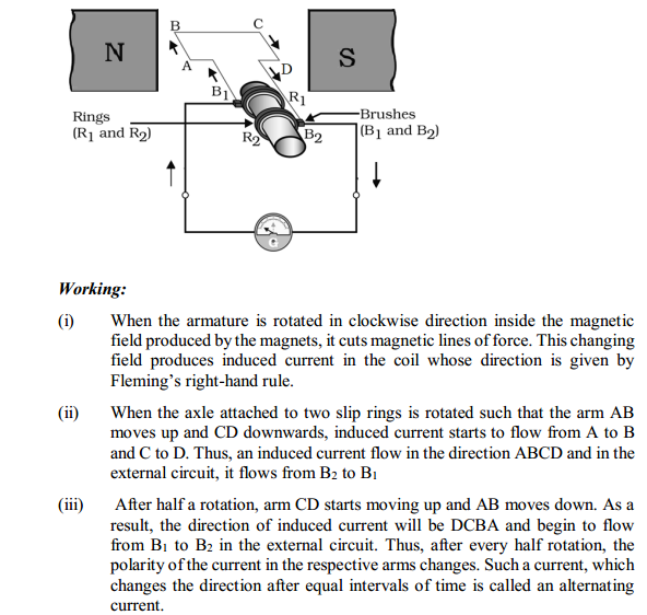 NCERT Solutions for Class 10 Science Chapter 13 Magnetic Effects of Electric Current 27