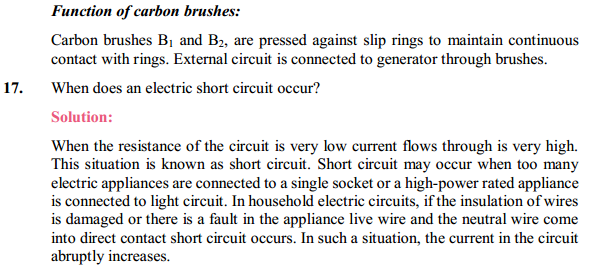NCERT Solutions for Class 10 Science Chapter 13 Magnetic Effects of Electric Current 28