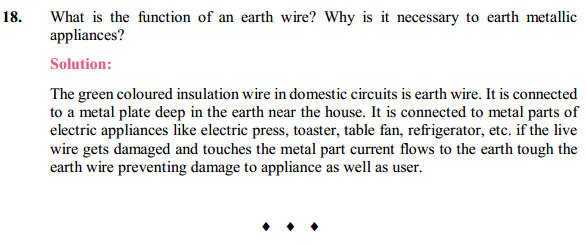 NCERT Solutions for Class 10 Science Chapter 13 Magnetic Effects of Electric Current 30