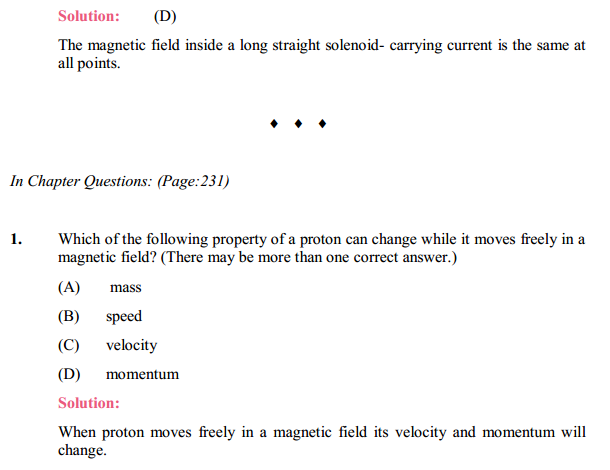 NCERT Solutions for Class 10 Science Chapter 13 Magnetic Effects of Electric Current 5