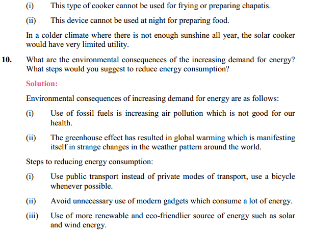 NCERT Solutions for Class 10 Science Chapter 14 Sources of Energy 13