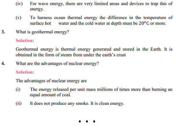 NCERT Solutions for Class 10 Science Chapter 14 Sources of Energy 5