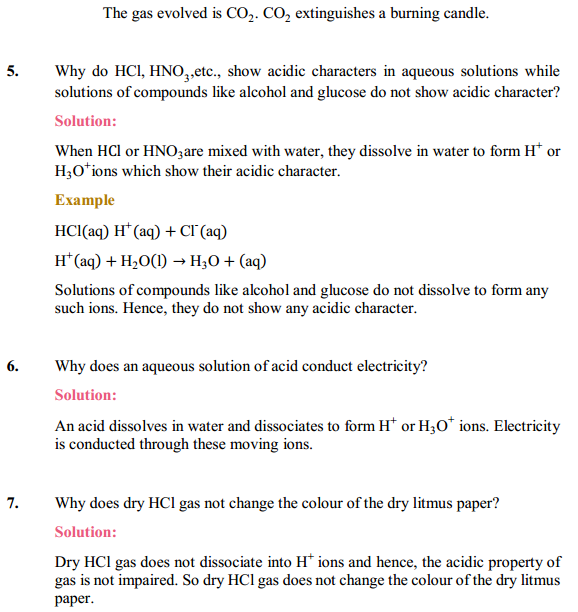 NCERT Solutions for Class 10 Science Chapter 2 Acids, Bases and Salts 15