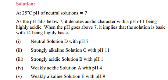 NCERT Solutions for Class 10 Science Chapter 2 Acids, Bases and Salts 8