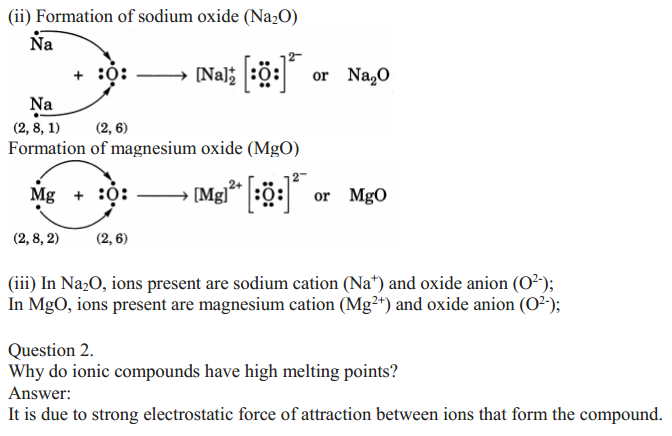 NCERT Solutions for Class 10 Science Chapter 3 Metals and Non-Metals 7