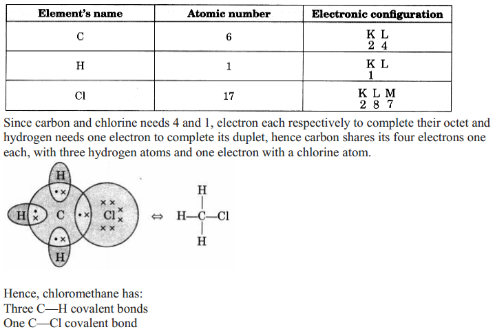 NCERT Solutions for Class 10 Science Chapter 4 Carbon and Its Compounds 15