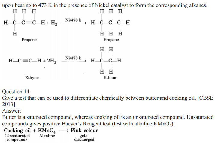 NCERT Solutions for Class 10 Science Chapter 4 Carbon and Its Compounds 23