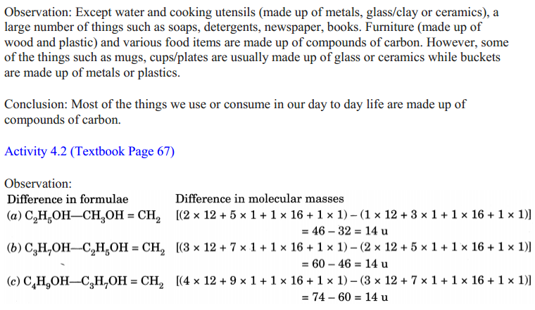 NCERT Solutions for Class 10 Science Chapter 4 Carbon and Its Compounds 25