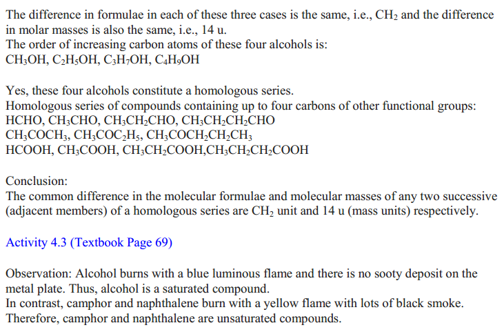 NCERT Solutions for Class 10 Science Chapter 4 Carbon and Its Compounds 26