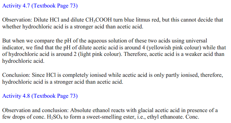 NCERT Solutions for Class 10 Science Chapter 4 Carbon and Its Compounds 28