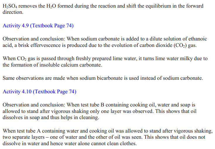 NCERT Solutions for Class 10 Science Chapter 4 Carbon and Its Compounds 29