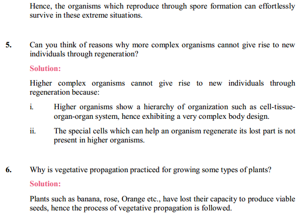 NCERT Solutions for Class 10 Science Chapter 8 How Do Organisms Reproduce 13