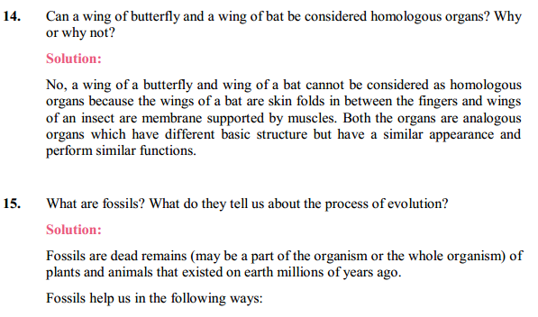 NCERT Solutions for Class 10 Science Chapter 9 Heredity and Evolution 18